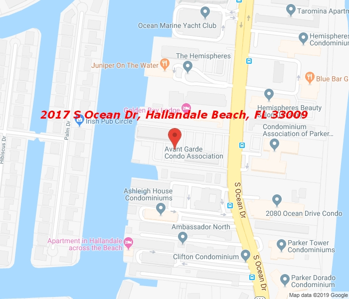 2049 Ocean Dr #805, Hallandale Beach, Florida, 33009